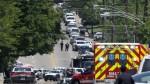 EE.UU.: tiroteo en Dallas deja al menos un herido - Noticias de tiroteo