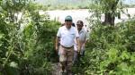 Chosica: delincuentes robaron implementos de mallas contra huaicos - Noticias de municipalidad de chosica