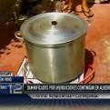 Chiclayo: damnificados por inundaciones cocinan con piedras y carbón