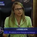 León: Haremos pronto la precisión de la norma sobre apología al terrorismo