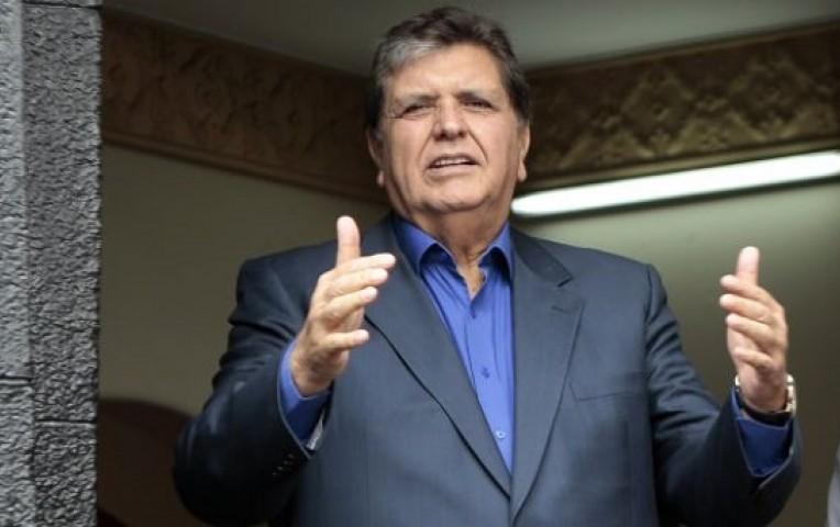 Investigados por caso Lava Jato en Brasil lo señalan — Alan García