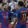 Barcelona goleó 4-1 al Villarreal con doblete de Messi