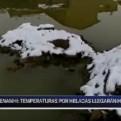 Senamhi: temperaturas por heladas llegarán hasta los -20°