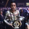 Christian Cueva elegido el mejor volante ofensivo del Torneo Paulista