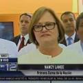 Lange pide a la población en el norte facilitar la fumigación de sus viviendas