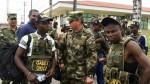 Colombia: guerrilla ELN liberó a ocho cautivos en Chocó - Noticias de san camilo