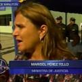 Pérez Tello: Hemos enviado a 80 presos extranjeros a su país en 6 meses