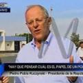 PPK no cree que interpelación al ministro Vizcarra sea una venganza del Congreso