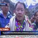 Kenji: Todos mis hermanos trabajaremos hasta que Alberto Fujimori esté libre