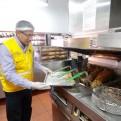 Popeyes: local del Centro Cívico fue clausurado tras hallar un roedor