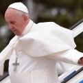 Papa Francisco llega a Portugal para su primera peregrinación a Fátima