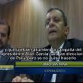 Santana dice que Odebrecht le ofreció trabajar en última campaña de Alan García