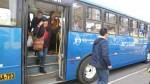 Corredor Azul: hoy y mañana buses desviarán su recorrido hasta la 1 p.m. - Noticias de avenida ricardo palma