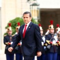 Ollanta Humala fue citado para este viernes por la Comisión de Defensa