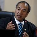 Detienen a exgobernador del Cusco Jorge Acurio por supuesta coima de Odebrecht