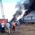 Colombia: al menos 4 muertos en explosiones en astilleros en Cartagena