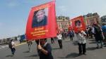 Movadef: integrantes acumulan 10 procesos por apología al terrorismo - Noticias de mausoleo