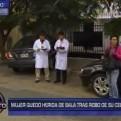 Los Olivos: menor de 16 años es baleada por robarle un celular