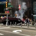 Nueva York: al menos un muerto y 22 heridos por atropello en Times Square