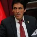 Segundo Tapia renunció a la presidencia de la Comisión de Ética del Congreso