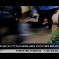Los Olivos: delincuentes balean a una joven de 17 años para robarle su celular