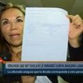 Mujer denuncia que SAT le embargó mil soles por deuda de otra persona