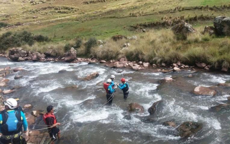 Cusco: encuentran el cadáver de turista mexicano en el río Huapura | Peru