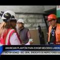 Sunafil: sindicato anuncia plantón este lunes exigiendo mejoras laborales