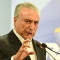 Brasil: Temer exige que suspendan investigación en su contra