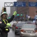 Tránsito vehicular restringido en varios distritos por actividad deportiva
