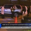 Magdalena: delincuente murió baleado tras frustrado robo a empresario