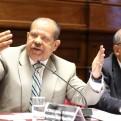 Salazar: Ley sobre apología al terrorismo se vería en el pleno esta semana