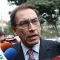 Martín Vizcarra renunció al Ministerio de Transportes