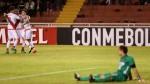 Melgar se fue de la Libertadores: cayó 3-2 ante River Plate en Arequipa - Noticias de copa libertadores