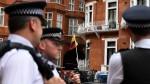 Assange: la Policía británica dice que detendrá lo si sale de la embajada - Noticias de julian assange