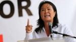 Keiko Fujimori: Fuerza Popular no ha recibido dinero de Odebrecht - Noticias de apra jorge