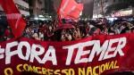 Brasil: nueva confesión agrava la situación de Temer, Lula y Rousseff - Noticias de coima
