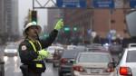 Tránsito vehicular restringido en varios distritos por actividad deportiva - Noticias de isidro cruz