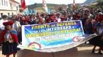 Chinchero: anuncian paralización ante cancelación de construcción de aeropuerto - Noticias de ositran