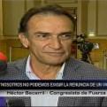 """Becerril sobre Vizcarra: """"No podemos exigir la renuncia de un vicepresidente"""""""