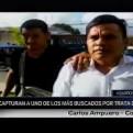 'Los más buscados': capturan a sujeto acusado de trata de personas