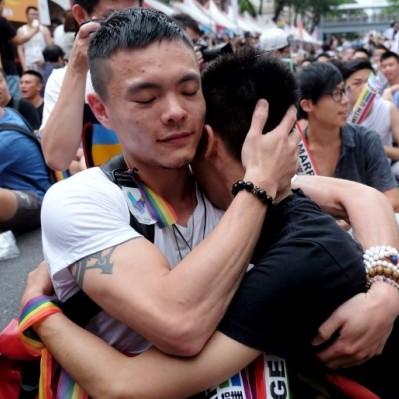 Taiwán, primer territorio asiático en legalizar el matrimonio homosexual
