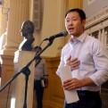 Kenji Fujimori en contra de que Vizcarra deje la vicepresidencia