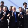 Trump pide a la OTAN centrarse en terrorismo, inmigración y Rusia