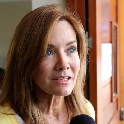 Marilú Martens: Poderes del Estado deberían trabajar juntos