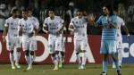 Sporting Cristal se despidió de la Libertadores cayendo goleado 4-0 ante Santos - Noticias de carlos vecchio