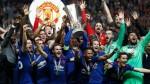 Manchester United venció 2-0 al Ajax y levantó la Europa League - Noticias de alex ferguson