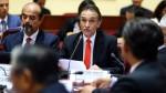 Comisión de Fiscalización investigará caso del aeropuerto de Chinchero - Noticias de fernando zavala