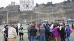 Vecinos de Barranco protestan por construcción de proyecto en playa Los Yuyos - Noticias de barranco