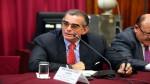 Pedro Olaechea: perfil del congresista oficialista que ahora es ministro - Noticias de ministerio de la producción